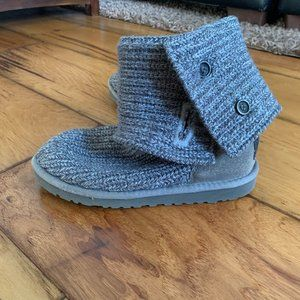Grey UGGs Size 3
